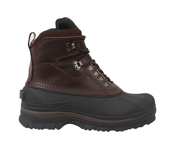 5f3fecc74cd Details about Rothco Venturer Cold Weather Hiking Boots - Brown - 5059